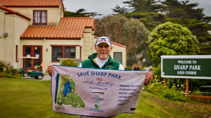 Photo: Sign up for the Alister MacKenzie Tournament to Preserve Sharp Park - May 26!