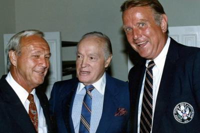 Photo: Remembering Grant Spaeth, a Great Golf Soul, on All-Souls Day