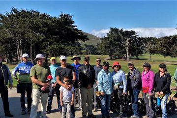 Photo: Volunteer Pickup and Picnic Day at Sharp Park