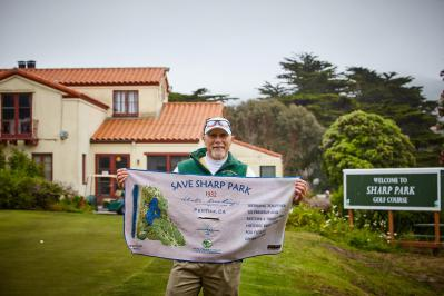 Photo: International MacKenzie Golf Design Prize for 2021  Goes to Our Own Bo Links