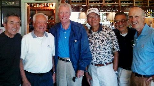 Venturi and friends of SF Public Golf