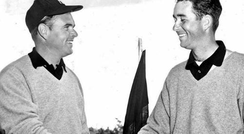 Venturi wins 1956 City Championship