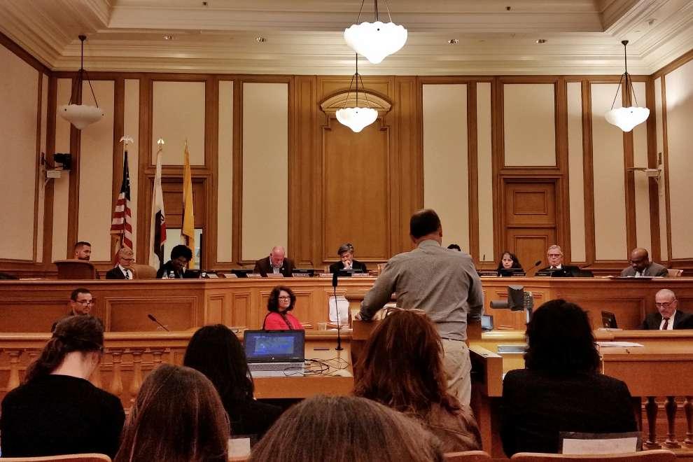 SF Rec Park Planning Commission Meeting Public Comment