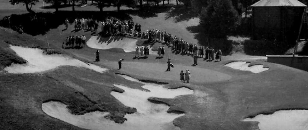 Lake Merced Golf Course