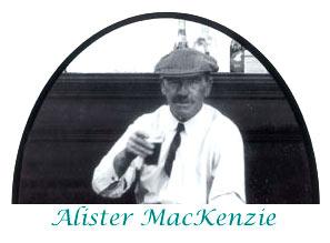 Alister MacKenzie Toasts