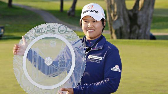 Japan's Haru Nomura wins Swinging Skirts LPGA Classic